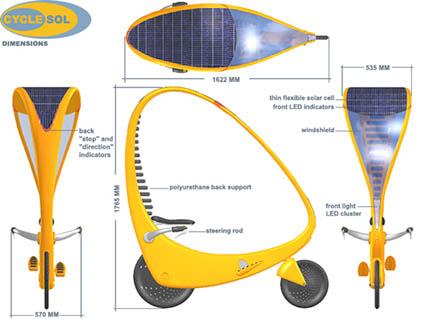 соларно колело