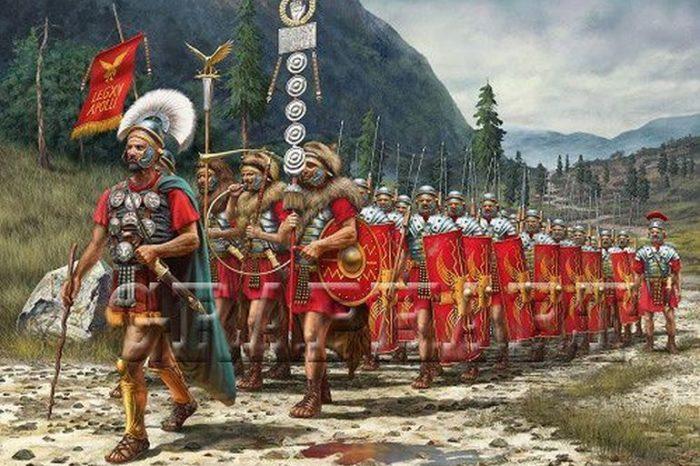 10 невероятни факта за римските легионери