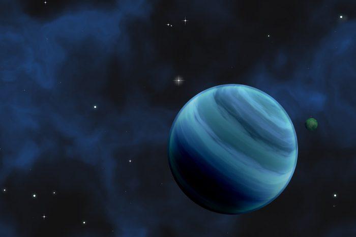 Астрономи изследваха атмосферата на екзопланета