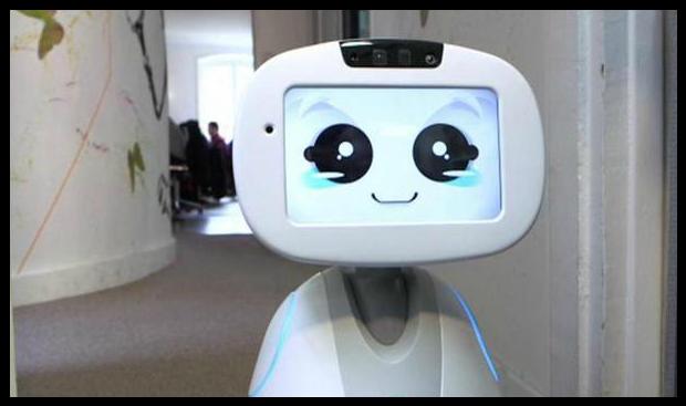Роботът – най-добрият приятел на човека