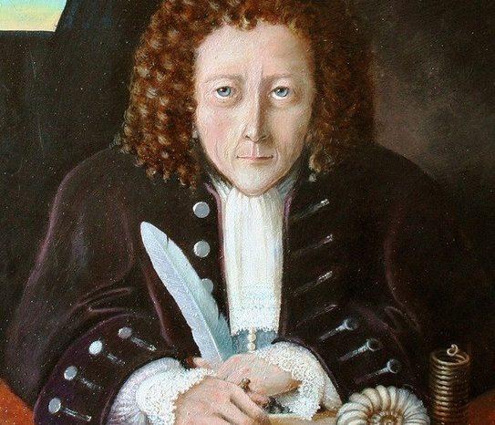 """Белите хроники на Витанов. Хроника № 7: Робърт Хук Част I: от 1635 г. до """"Принципите"""" на Нютон (1687 г.)"""