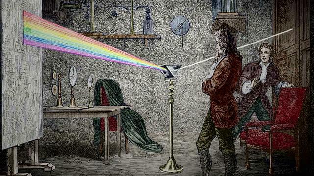 БЕЛИТЕ ХРОНИКИ НА ВИТАНОВ. Хроника №8: Исак  Нютон Част I: Нютон и науката