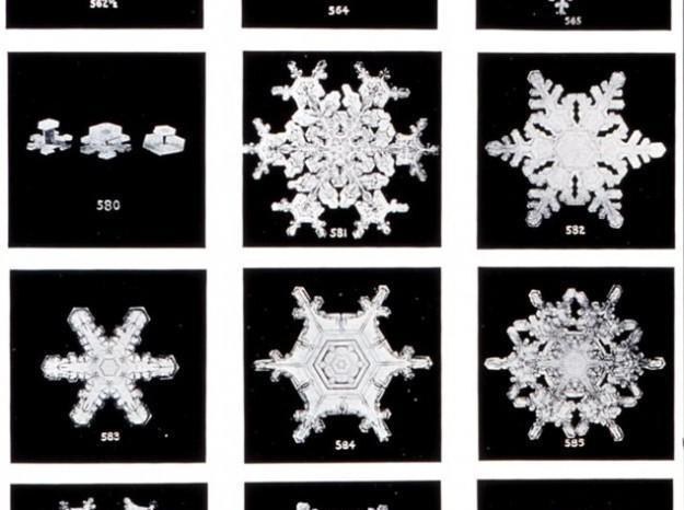 Снежинката – физика или природен шедьовър?
