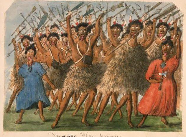 Геноцидът на маорите - монета с две страни!