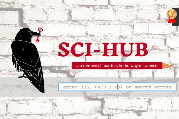 Кой сваля пиратски научни статии?