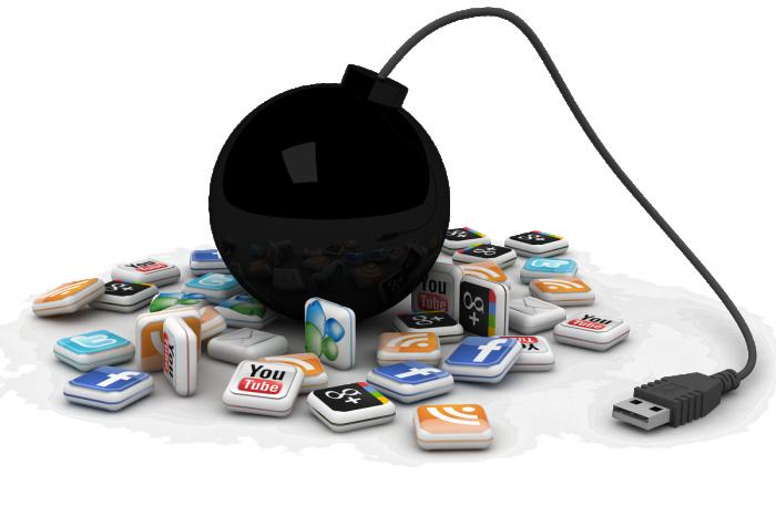 Социалните мрежи на ислямска държава в интернет
