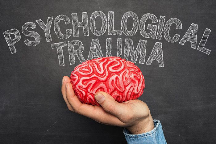 Психологическата травма и нейните особености