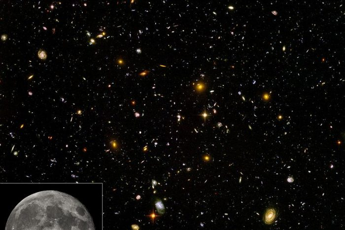 Как едно число може да промени представите ни за Вселената