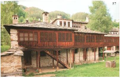 Възрожденските къщи