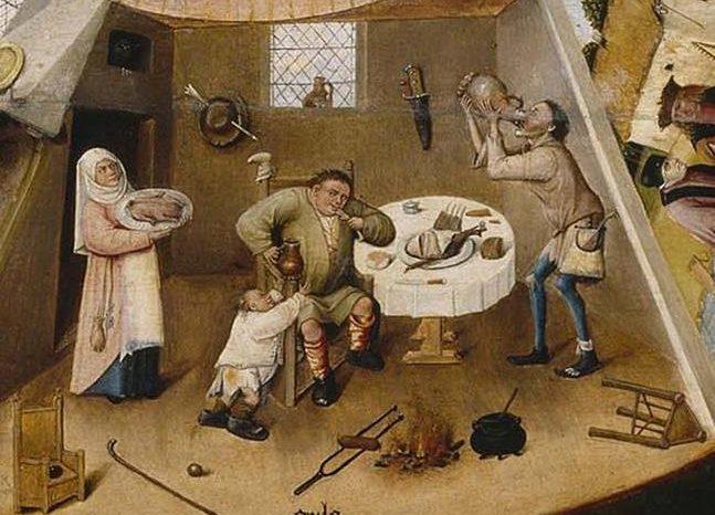 Затлъстяването - от древността до наши дни