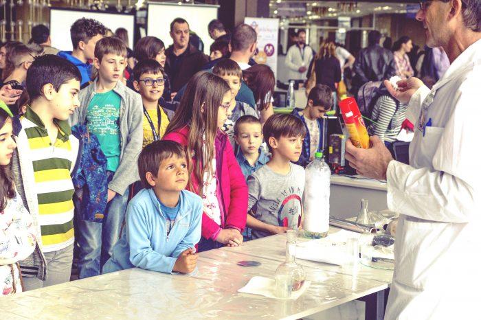 Национален научнообразователен фестивал – мостът между наука, образование и бизнес