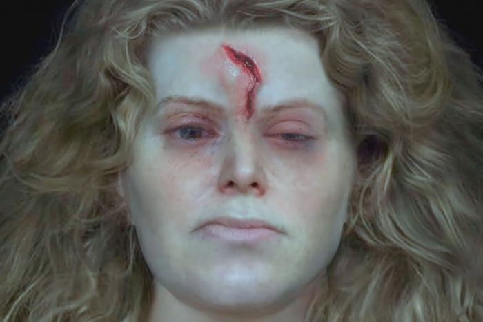 Реконструирано бе обезобразеното в битка лице на викингска жена воин