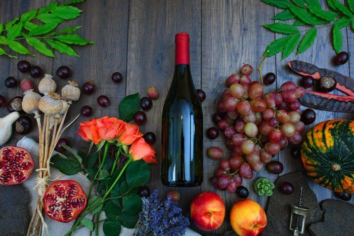 Молекула на виното