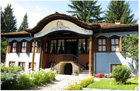 Архитектурно-исторически резерват – Копривщица: част от културно-историческото наследство на България