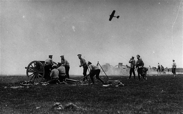 Източният фронт през Първата световна война