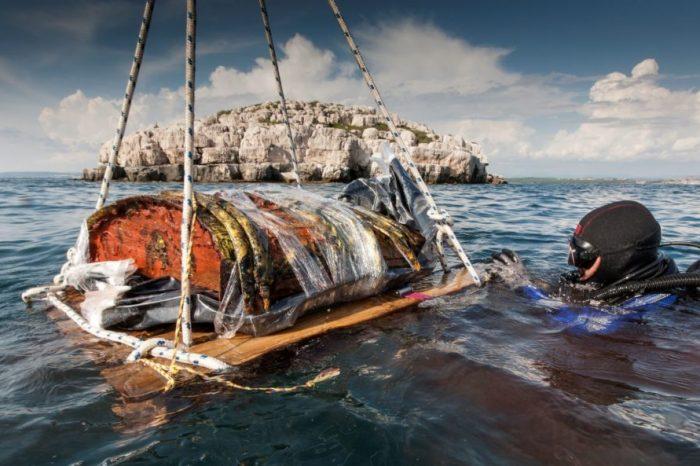 Съкровищата от потънал през XVI век венециански кораб предстои да бъдат показани пред публика