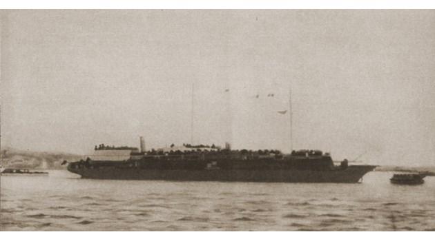 """""""Българският Титаник"""" - Потапянето на кораба """"Струма"""""""