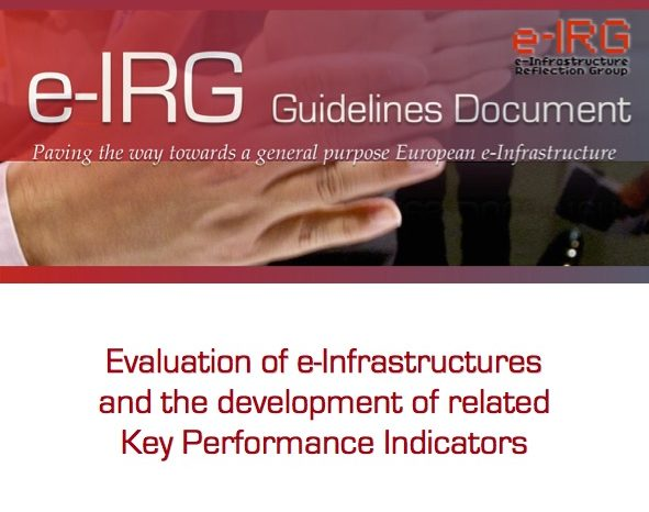 The e-Infrastructure Reflection Group