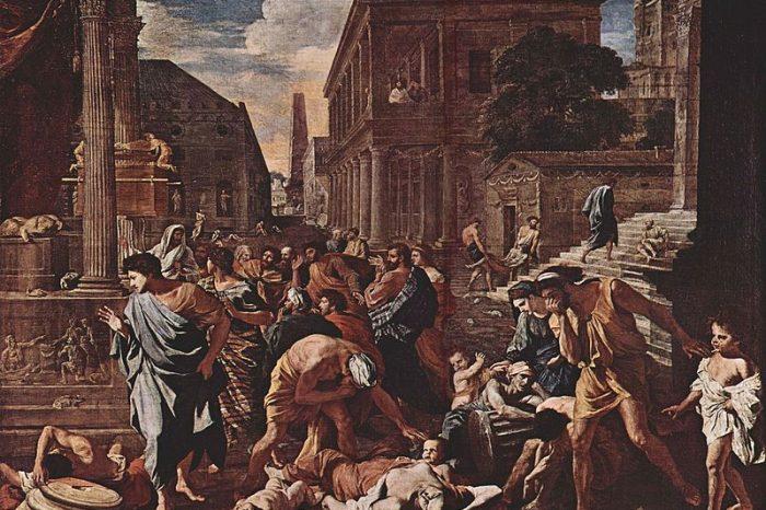 Епидемиите в Римската империя