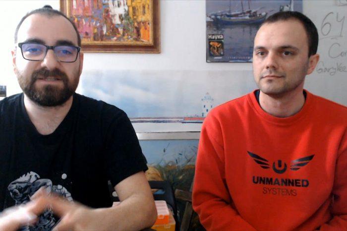 Стефан Христозов разказва историята на безпилотните самолети в България - влог/подкаст