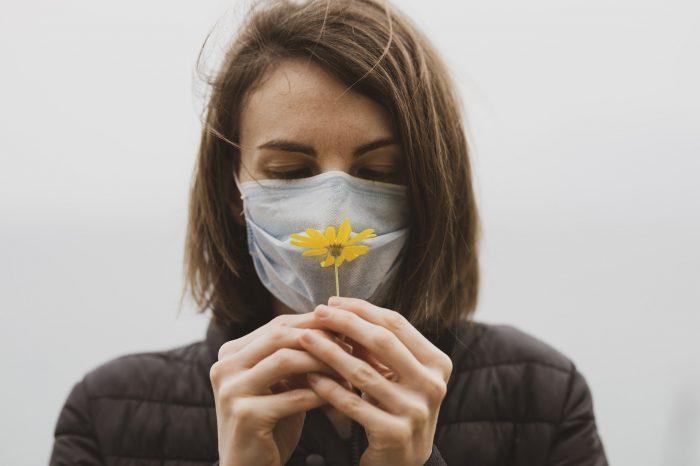 Загубата на миризма и вкус всъщност може да е един от най-ясните признаци за COVID -19