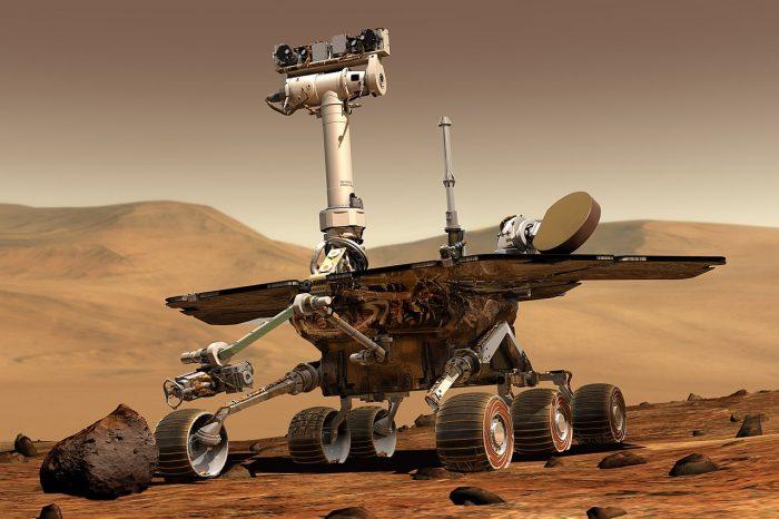 """Изстрелването на марсохода """"Спирит"""" (10 юни 2003) - влог/подкаст"""