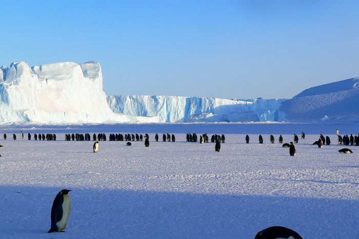 Ледените стени на Антарктида защитават глобалния климат