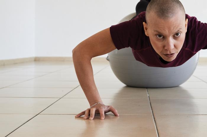 Редовните физически упражнения помагат в борбата срещу рака