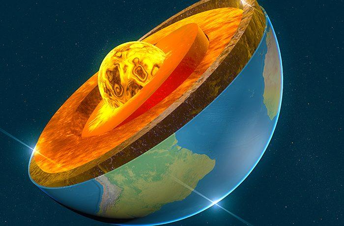Земната мантия, а не земното ядро, може да е генерирала ранното магнитно поле на планетата - брой 130