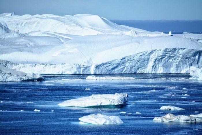 С помощта на лазерни инструменти НАСА картографира намаляването на ледниците за последните 16 години