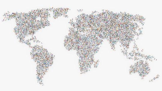 Възможно е световното население рязко да намалее след 2050 г., предсказвайки големи промени в глобалната популация и икономическата сила