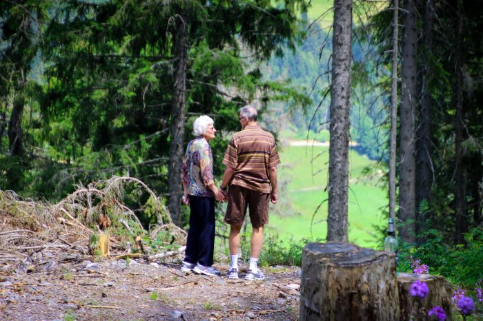 Проучване върху столетниците предполага, че жизнената среда може да е ключова за дълголетието