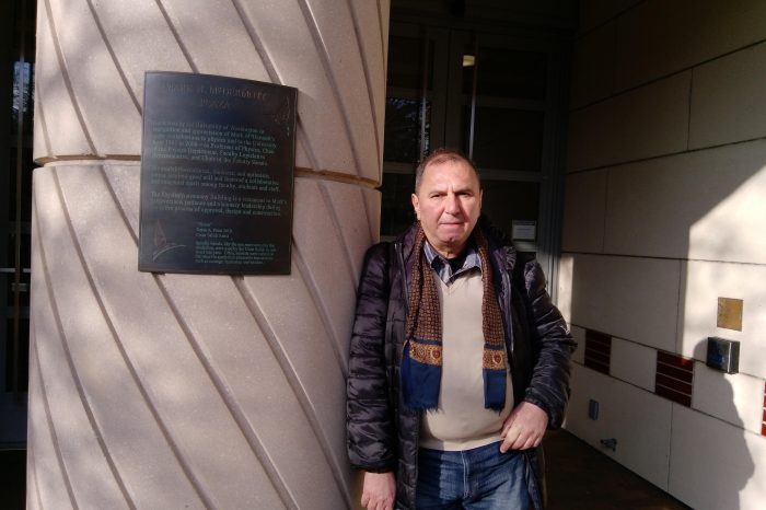 Доц. Петко Недялков: Най-много се развива един учен, когато работи с по-млади колеги