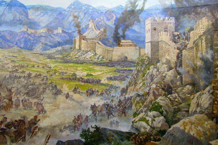 Когато петимата варвари преминаха стената (Китай по време на Великото преселение на народите) - от брой 133