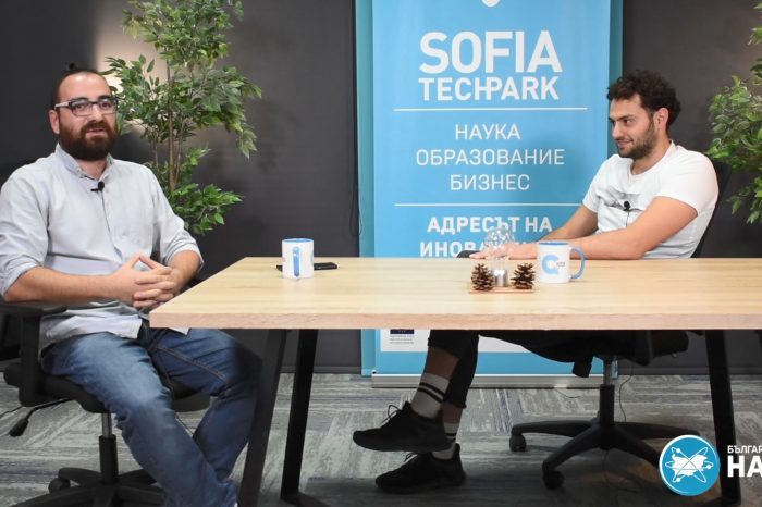 БГ Наука ще популяризира науката и София Тех Парк - разговор с Илия Дечков