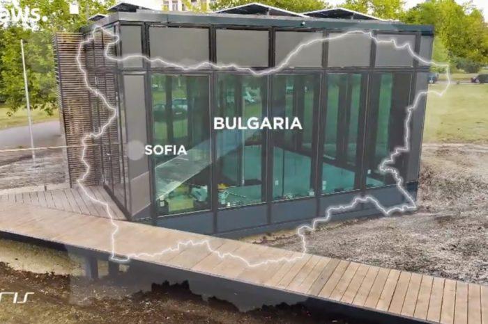 Индустриално развитие на стъклопакети с воден поток
