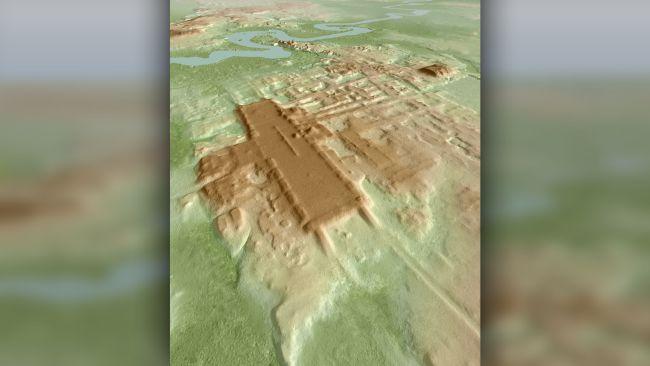 Откриха най-стария и най-огромен строеж на маите в Южно Мексико