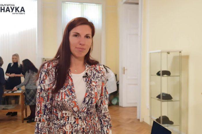 Доц. Десислава Абаджиева: Мотивацията да си изследовател е вътрешна тръпка… или имаш вкус и любов към науката, или изобщо тя не е за теб