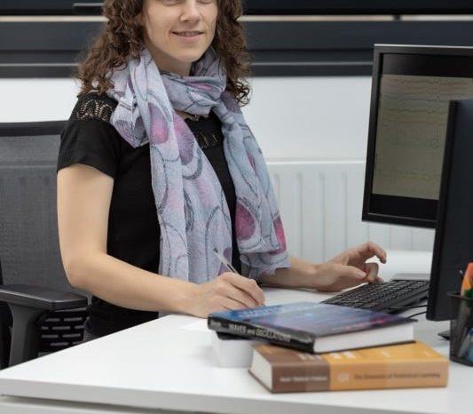 Ралица Тодорова е наградена от L'Oréal и Юнеско за Млади Таланти на Франция 2020 за жени в науката