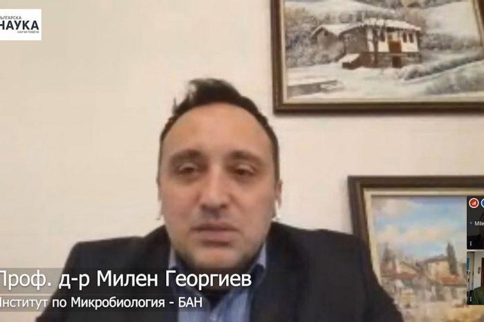 [ПОДКАСТ] Проф. д-р Милен Георгиев е сред най-дейните учени в света