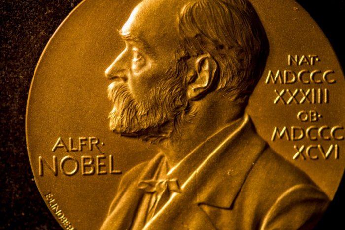 Церемонията по връчването на Нобеловата награда за мир 2020 г.