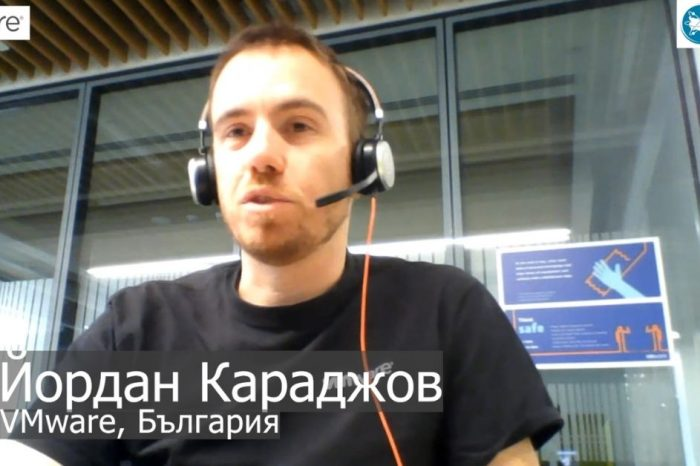 [ПОДКАСТ] Йордан Караджов от VMware България за мястото на науката в съвременните технологии