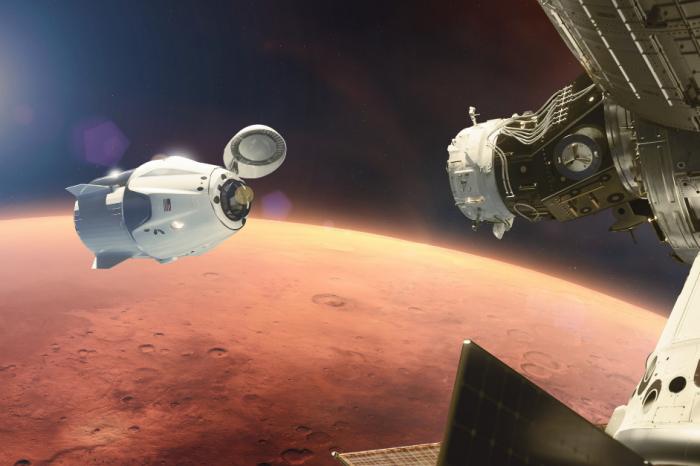 Рояк от космически апарати ще пристигне на Марс (Здравей 2021, част 2)