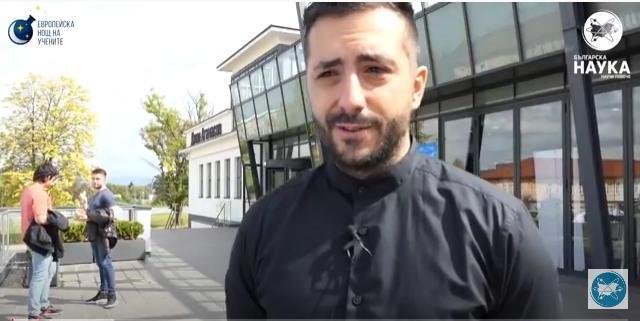 Д-р Калоян Златанов се връща в България за да прави наука (от видео в текст)