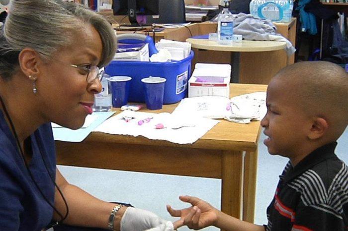 Близо половин милион американски деца са пропуснали токсикологичните тестове за наличие на олово в кръвта в началото на 2020 г.