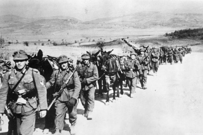 Балканската кампания през Втората световна война