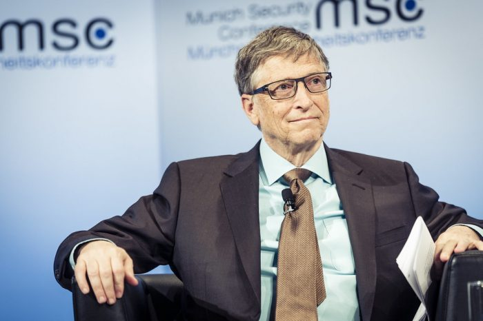 Бил Гейтс и борбата за климата