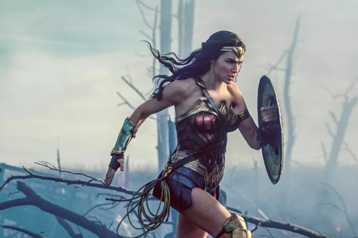 Отвъд Жената чудо: 12 могъщи жени воини