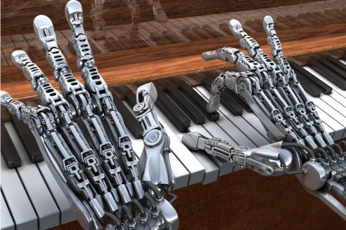 """""""Audeo"""" учи изкуствен интелект да свири на пиано"""