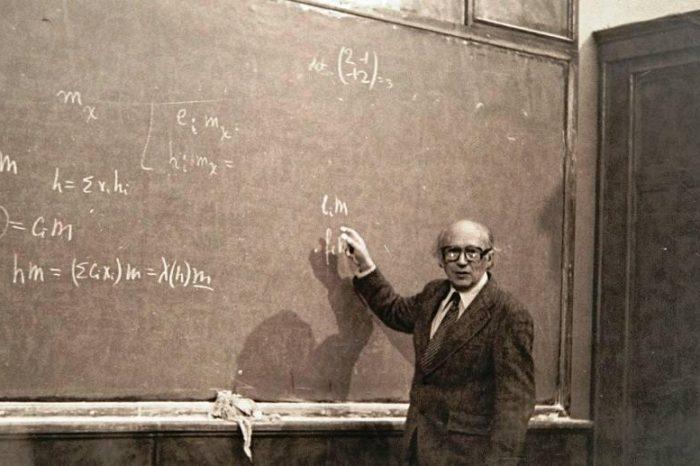Израел Гелфанд като педагог
